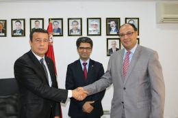 Nomination of Dr.Adel Bouhoula as General Director of the National Center of Informatics to replace M. Sofiene Hemissi