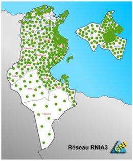 Réseau National Intégré de l'Administration des Collectivités Locales RNIA3