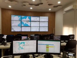 CNI  has a Network Operations Center (NOC)